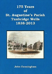 cover of the new parish history book